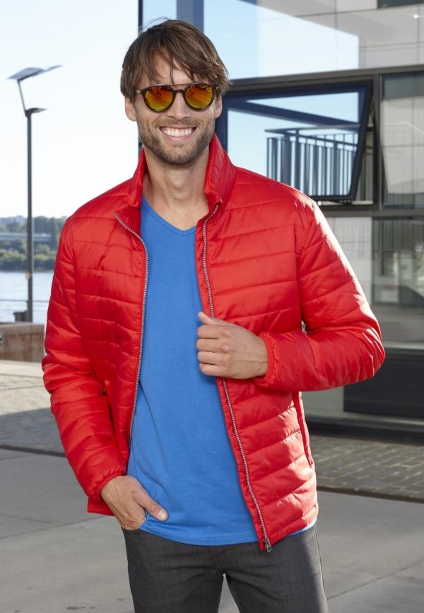 J&N Padded Jacket bélelt dzseki