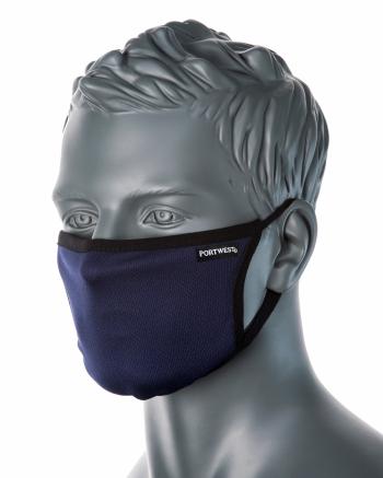 3-rétegű antimikrobális maszk