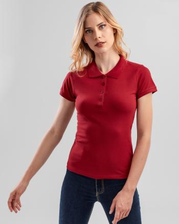 EVE women's polo shirt