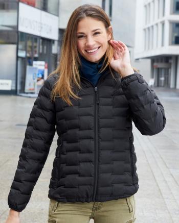Ladies' Modern Padded Jacket