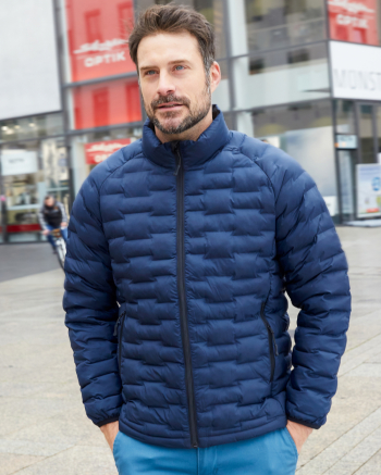 Men's Modern Padded Jacket