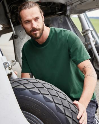 Men's BIO Stretch-T Work - SOLID -