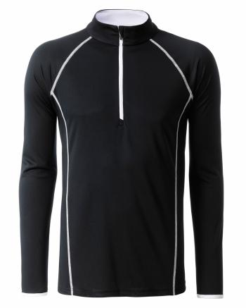 J N Men s Sportsshirt hosszú ujjú póló - Powear Gifts Kft. 861d989a35