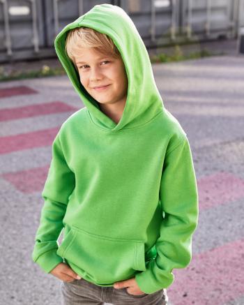 Basic Hoody gyermek pulóver