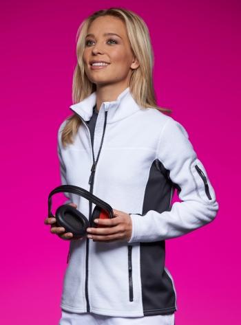 Ladies' Workwear Fleece Jacket - STRONG -