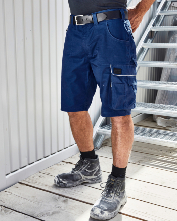 Workwear Bermudas - SOLID -