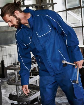 Workwear Softshell Light Jacket - SOLID -