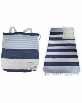 Hamam Bag strandtáska/törülköző